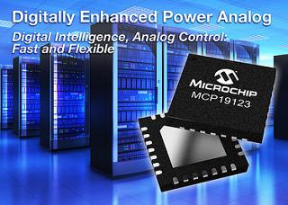 Digitally Enhanced Power Analog (DEPA) buck controller